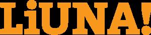 LiUNA only orange logo